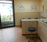 Atlantic Animal Clinic Exam Room